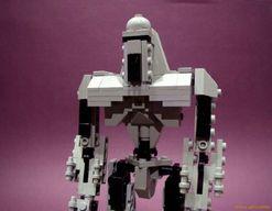 Battlestar galactica... en lego