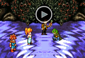 Quand ChronoTrigger rencontre DoctorWho...