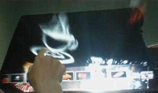 Des hologrammes tactiles, c'est possible