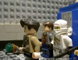 Les aventures de Doctor who en LEGO