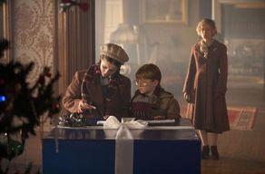 Des images de l'épisode spécial noël 2011 de doctor Who