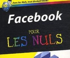 Ca existe: Facebook pour les nuls