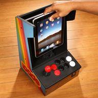 Transformez votre ipad en borne d'arcade