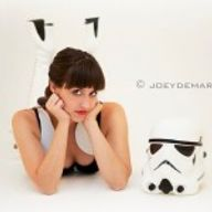 Les Pin-Up Star Wars de Joseph Demarco