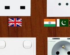 Les différents types de prises électriques en une image
