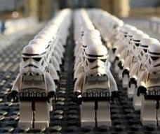 Quand les Lego Star Wars envahissent Londres