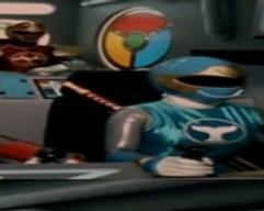 Le logo google chrome aurait-il été créé par les power rangers?