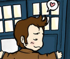 Doctor who revisité en 10 fanart