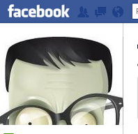 Découvrez l'application facebook Geekndev