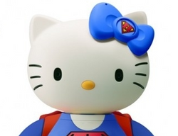 L'univers Hello kitty, revisité