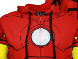 Un sweat Iron Man