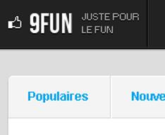 9gag.com fait-ils des envieux? Le cas 9fun.fr