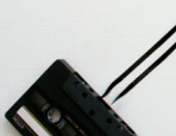 Erika Iris Simmons: de l'art avec vos vieilles cassettes
