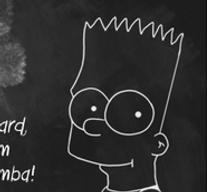Simpsons - Toutes les phrases que Bart a recopié sur le tableau
