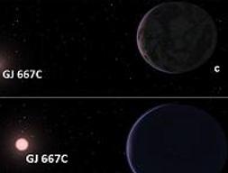 Une autre terre à 22 années lumière de nous