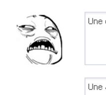 Jememe.com : des vdm façon rage comic faces