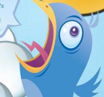 Infographie - Twitter, en chiffres, pour 2011