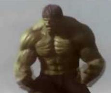 Vidéo - Superman vs Hulk