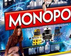 Un monopoly Doctor Who