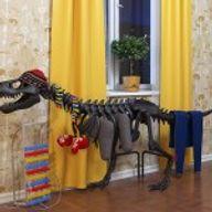 Thermosaurus - Le radiateur dinosaure
