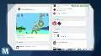 Jouez à Angry Birds directement depuis votre timeline facebook!