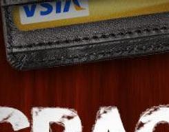 Infographie - Craquer un numéro de carte de crédit