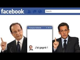 Vidéo - Le facebook de Hollande après son élection