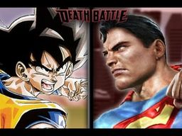 Death Battle - Sangoku vs Superman
