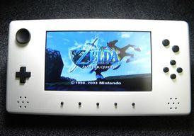 La console qui fait rêver: la Metaltendo, une n64 portable en alu