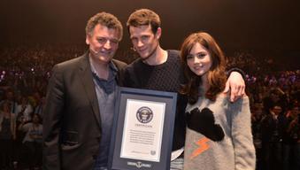 Episode spécial 50 ans: Doctor Who a fait un véritable carton