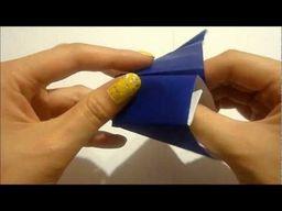Origami - Comment faire un Tardis en papier?