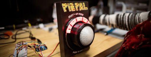 Piepal - Commande ta pizza juste en appuyant sur un bouton