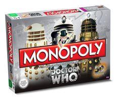 Doctor Who: Un monopoly pour les 50 ans