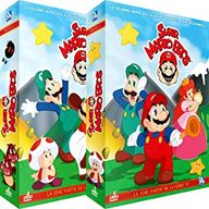 Super Mario Bros - Intégrale - 2 Coffrets (9 DVD)