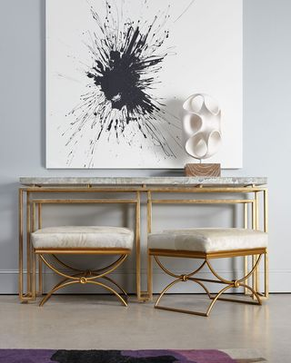 CYNTHIA ROWLEY FOR HOOKER FURNITURE Serendipity Console