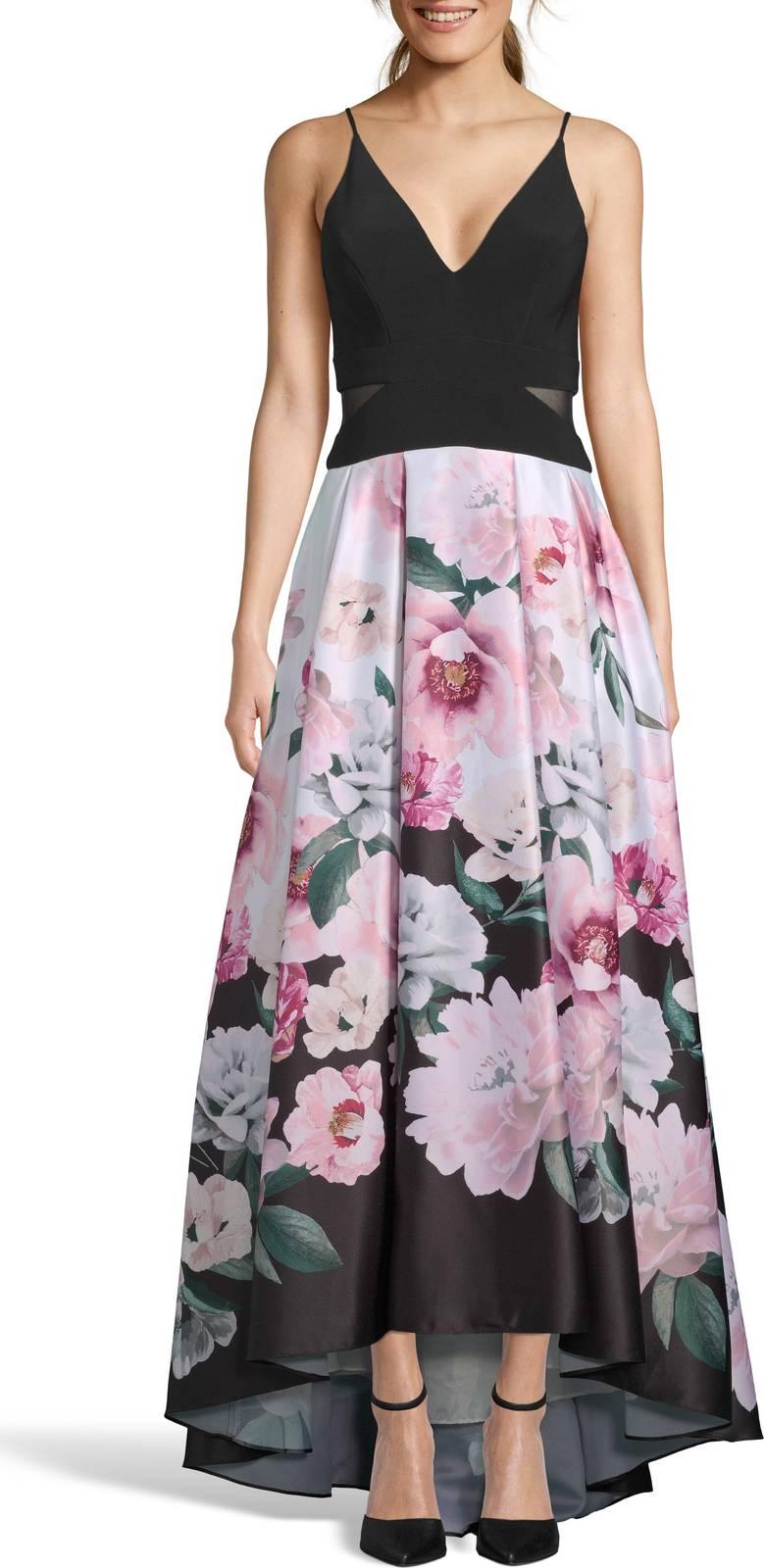 XSCAPE High/low Evening Dress