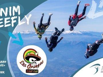 "Free event: ANIM' | FreeFly | Jérémy Saint-Jean ""Los Gringos"" & Nico Vannier"