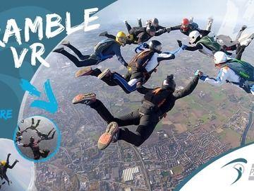 Free event: SCRAMBLE | VR