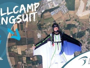 Free event: SKILLCAMP | Wingsuit | avec Cédric Noël