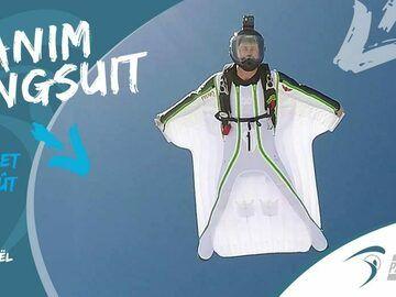 Free event: ANIM' | Wingsuit | avec Cédric Noël