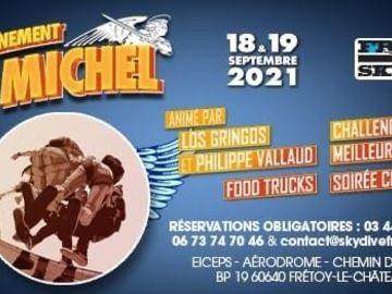 Free event: Week-end de la St Michel
