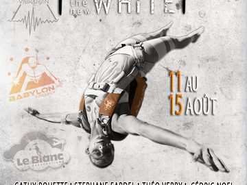 Tickets for the full event only: Orange is the new White