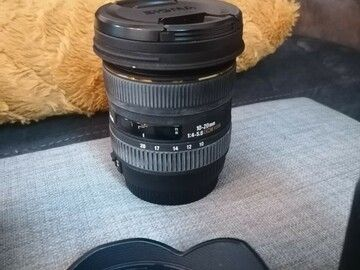 Sell: Grand angle : 10-20 mm F4-5,6 monture Canon