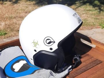 Sell: Casque homologué Cookie M3