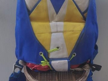 Sell: Sac parachute complet