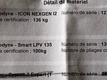 Sell: Icon I2 Nextgen