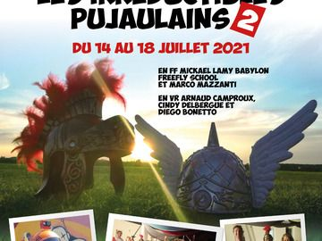 Ticketed event per jump: Les Irréductibles Pujaulais