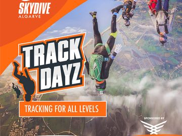 Ticketed event per jump: Trackdayz Sponsered by Dreamfly Portugal