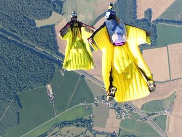 Vender: Wingsuit Freak