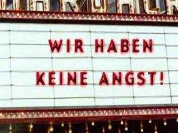 Wendet sich gegen Angstmacherei durch Terrorwarnungen - die Internetseite wirhabenkeineangst.de.